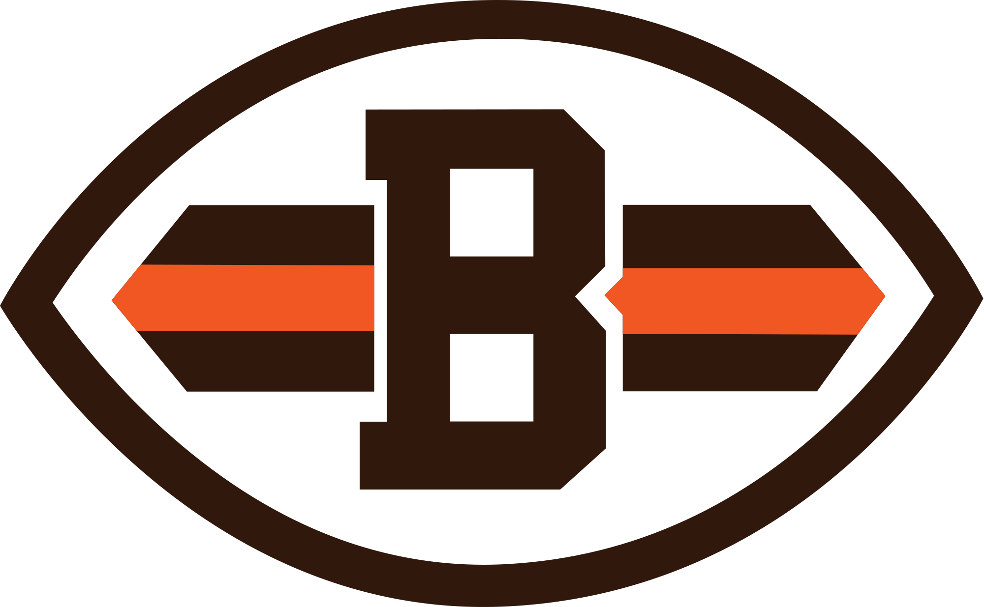 Open PlusPng.com  - Cleveland Browns Logo PNG