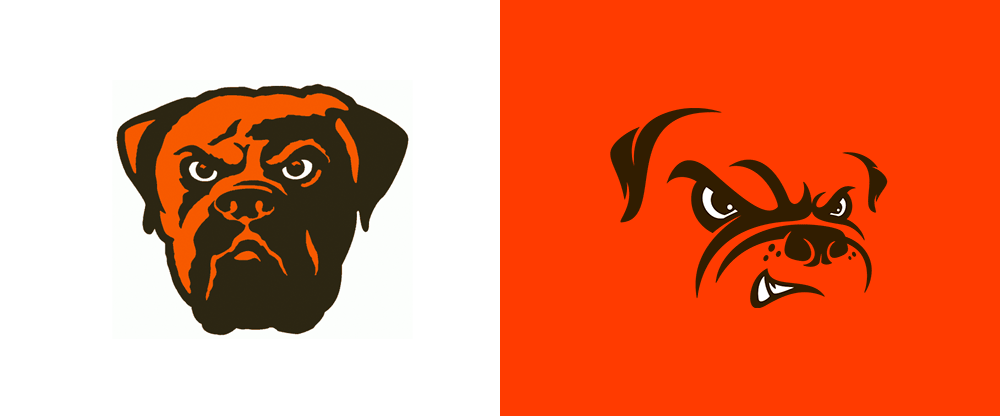 New Cleveland Browns Dawg Pound Logo - Cleveland Browns Logo Vector PNG