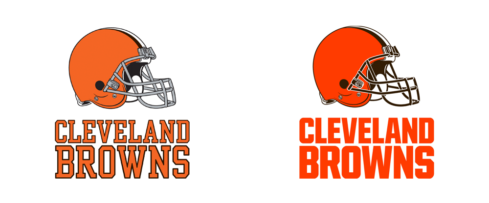 New Logos for the Cleveland Browns - Cleveland Browns Logo Vector PNG