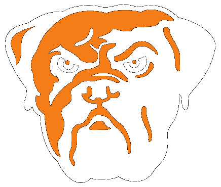 Cleveland Browns Vector PNG-PlusPNG.com-436 - Cleveland Browns Vector PNG