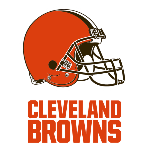 Cleveland browns american football Transparent PNG - Cleveland Browns Vector PNG
