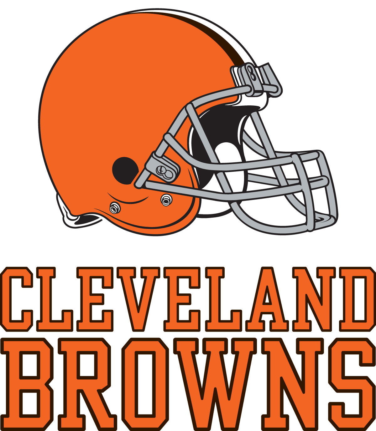 Cleveland Browns Clipart - Cleveland Browns Vector PNG