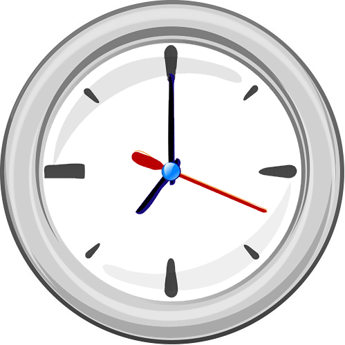 Download pngtransparent PlusPng.com  - Clock Clipart PNG