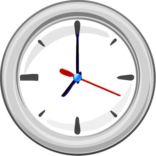 Download pngtransparent PlusPng.com  - Clock Clipart PNG