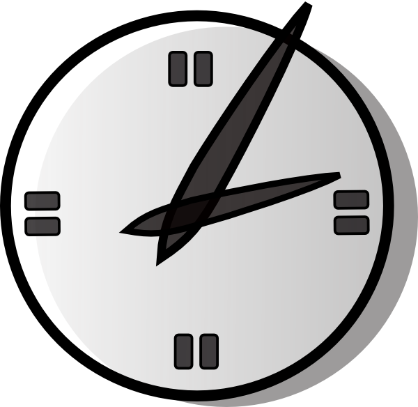Clock PNG File