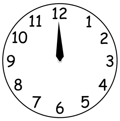 File:Clock face one hand.png - Wikimedia Commons - Clock HD PNG
