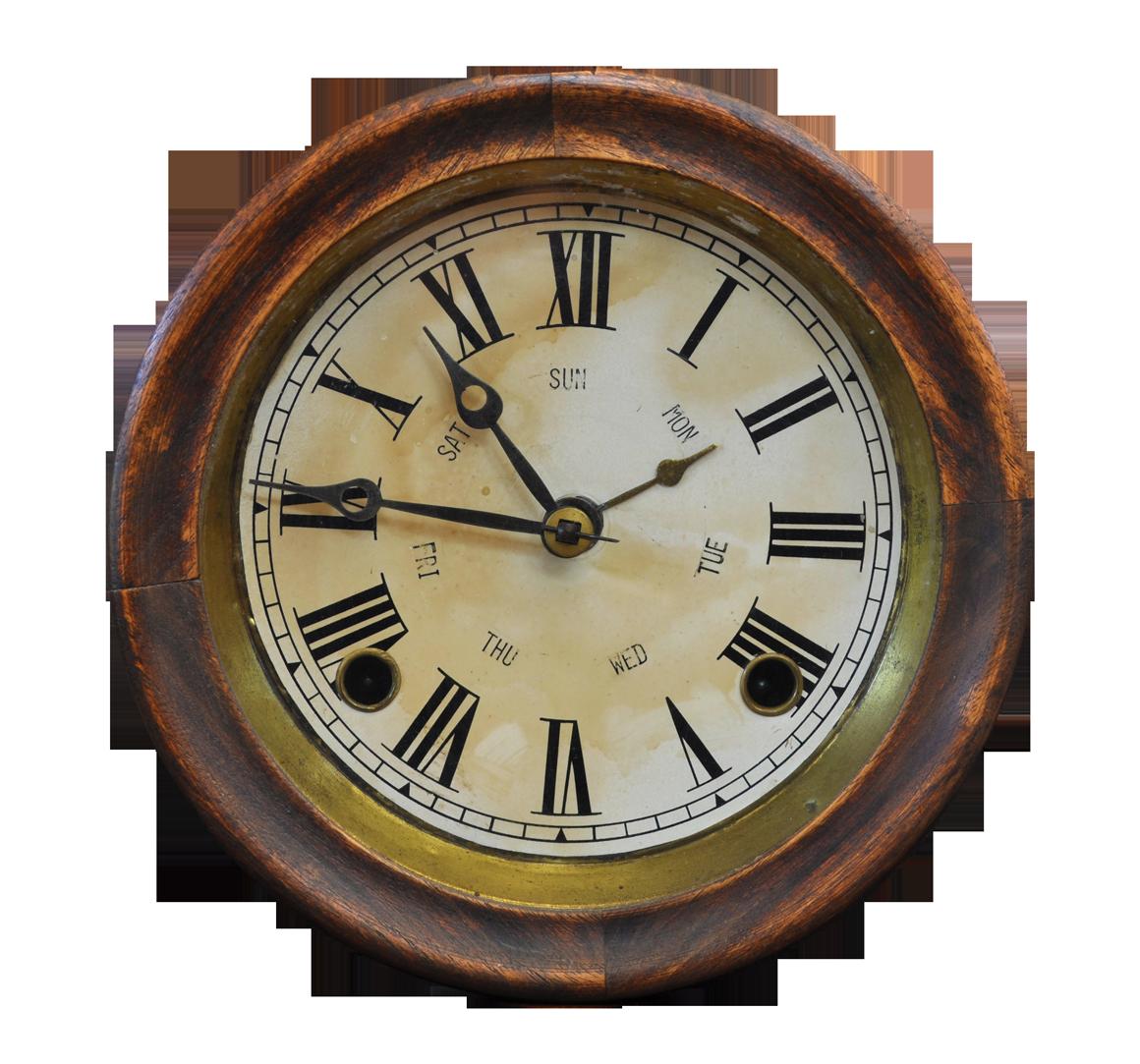 Clock PNG - 16548