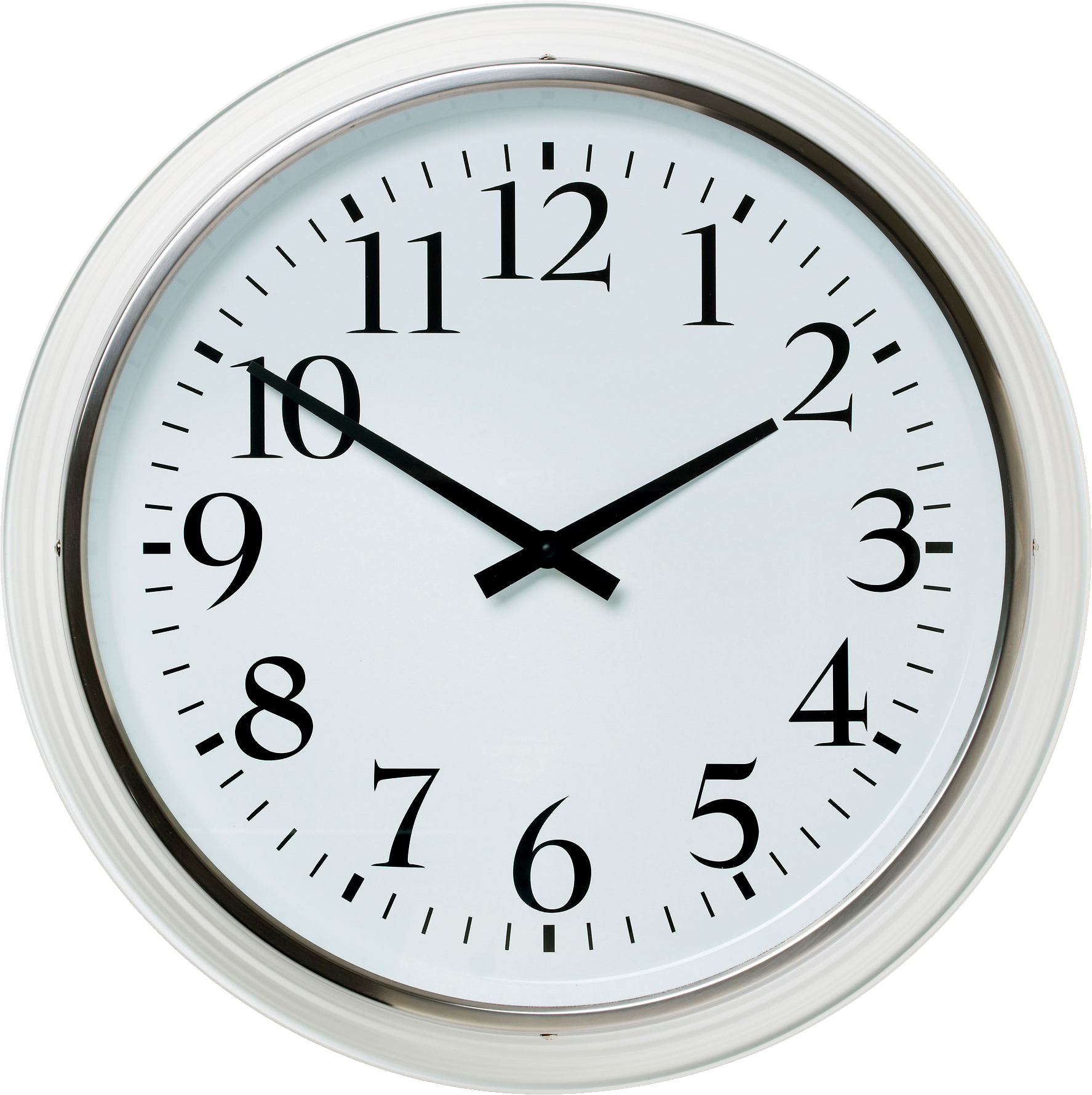 Clock PNG - 16554