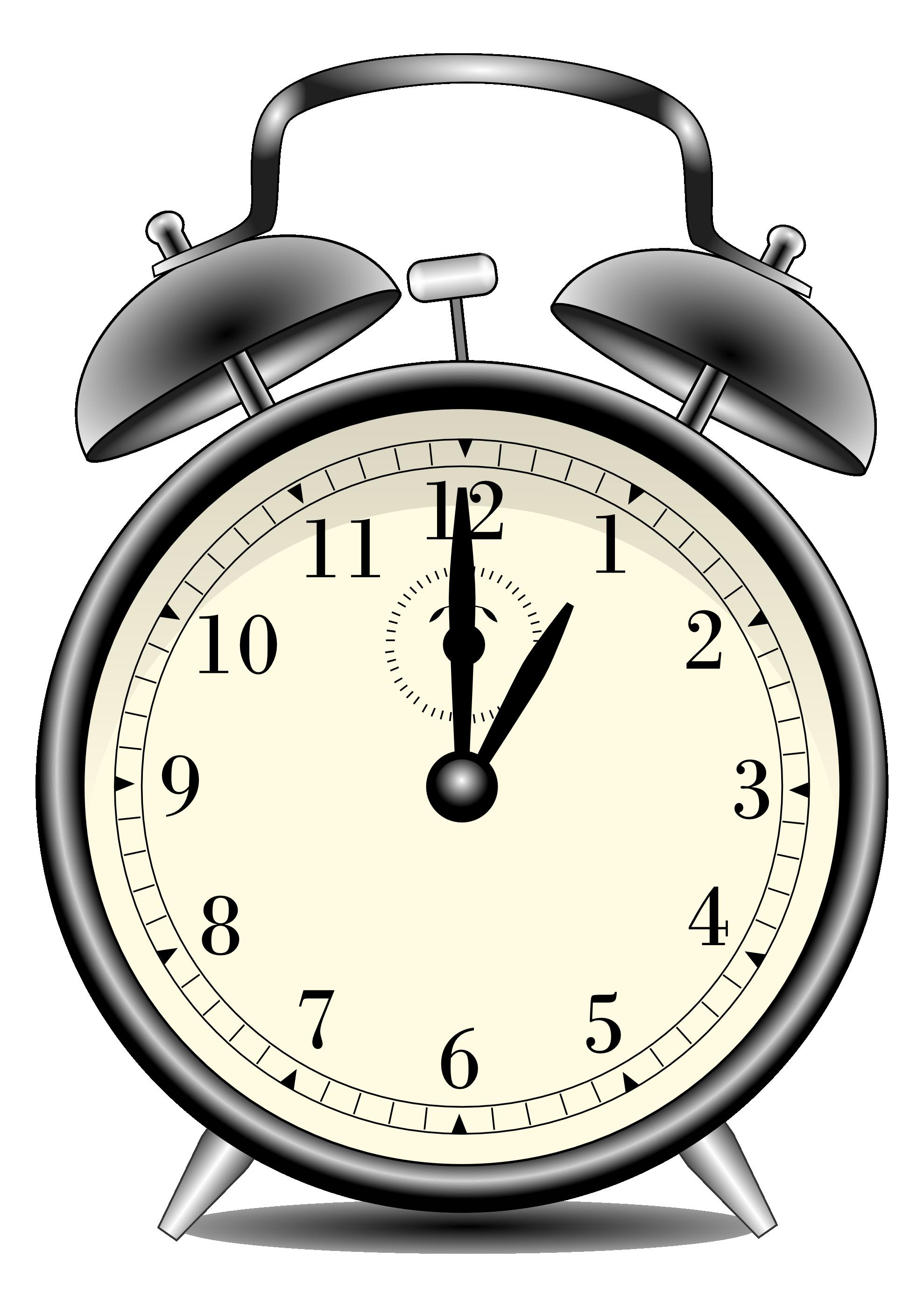 Clock PNG - 16555