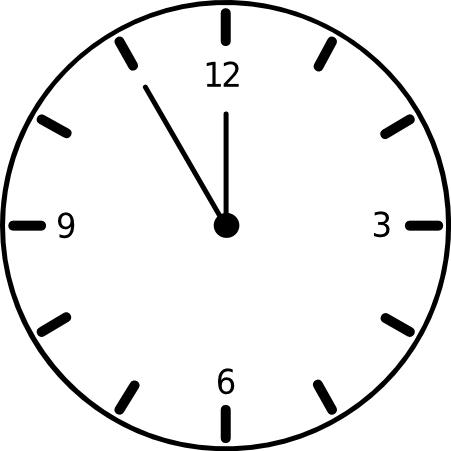 Clock PNG - 16539