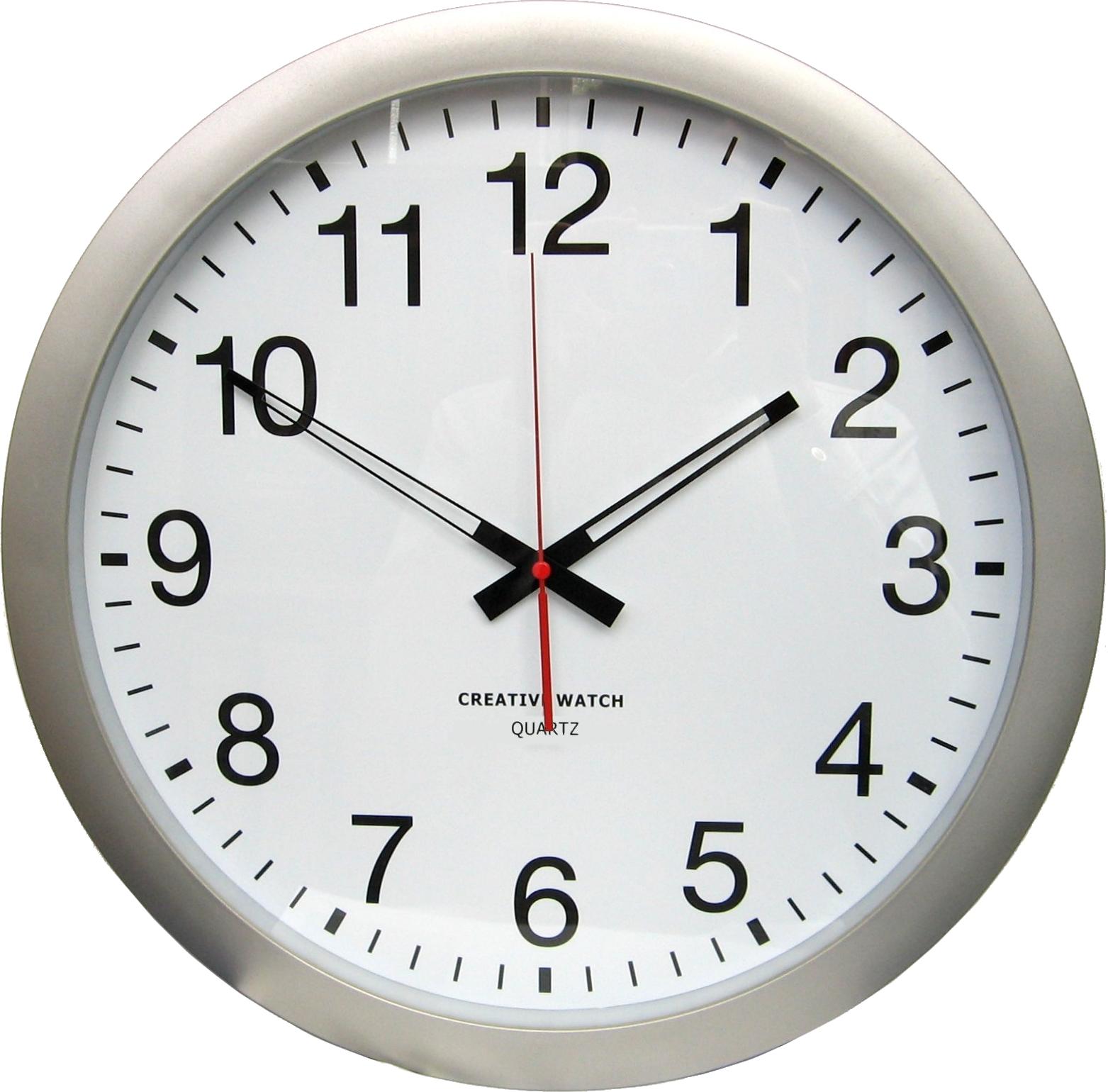 Clock PNG - 16545
