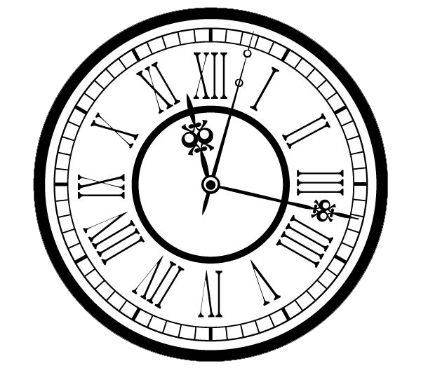 PNG File Name: Vintage Clock Dimension: 600x525. Image Type: .png. Posted  On: Aug 12th, 2016. Category: Objects Tags: Clock - Clock PNG