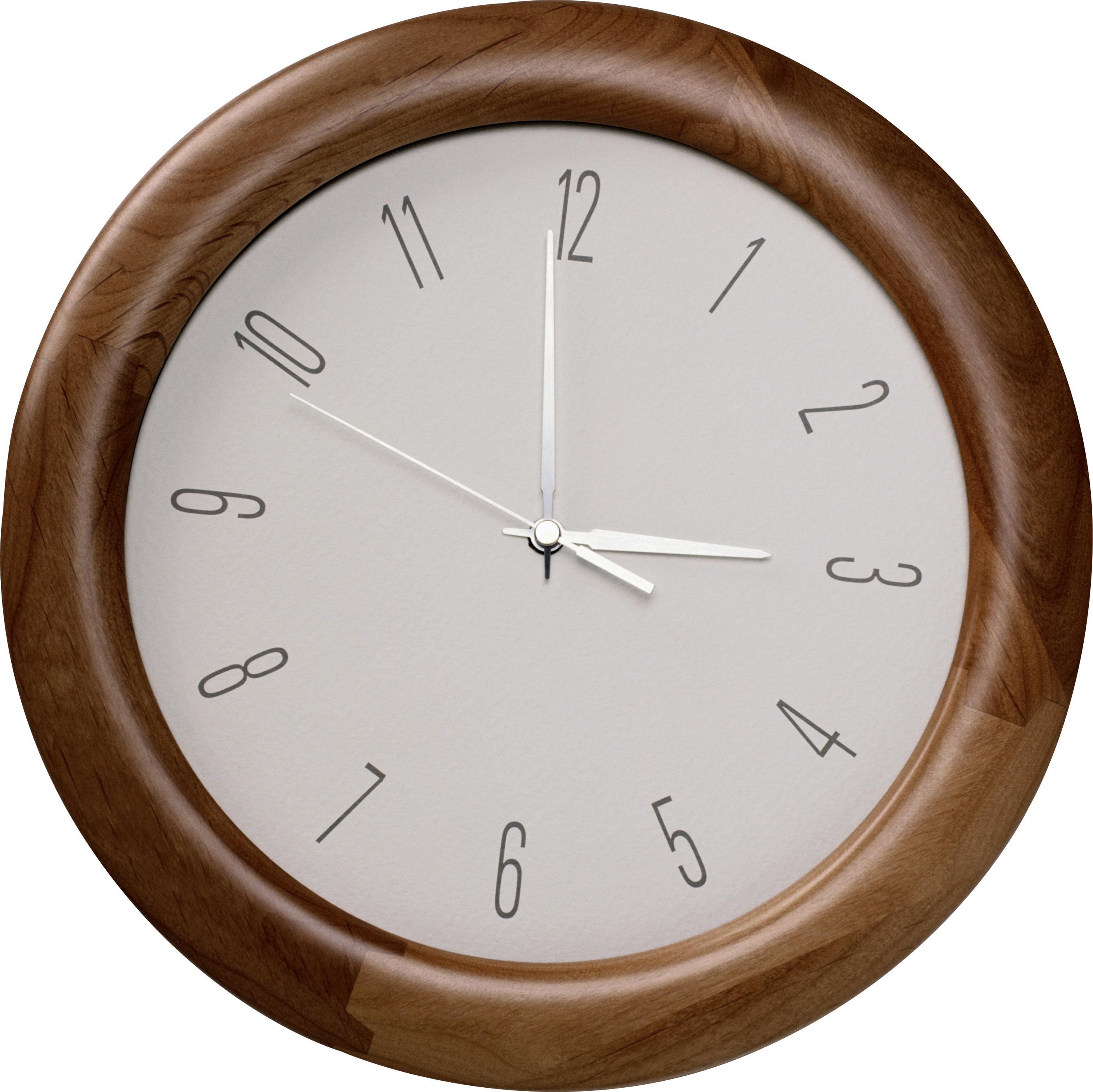 Clock PNG - 16536