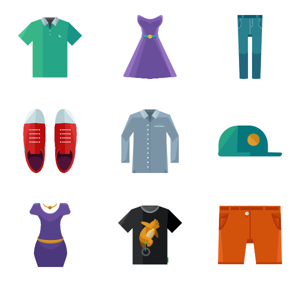 Clothing icon png