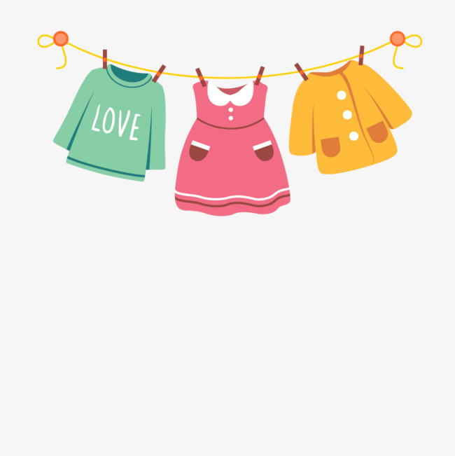 Vector baby clothes, HD, Vector, Winter Free PNG and Vector