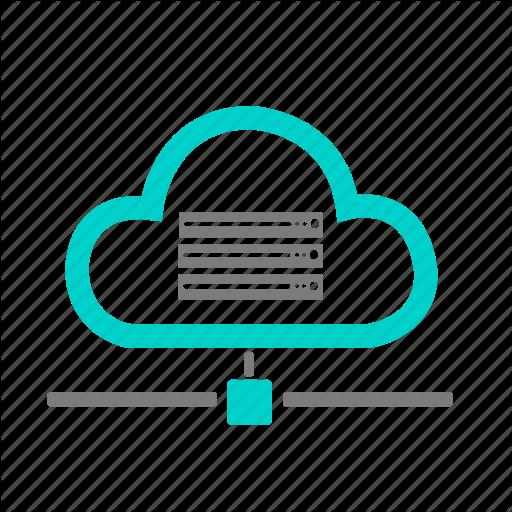 Cloud Server PNG - 528