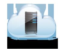Cloud Server PNG - 525