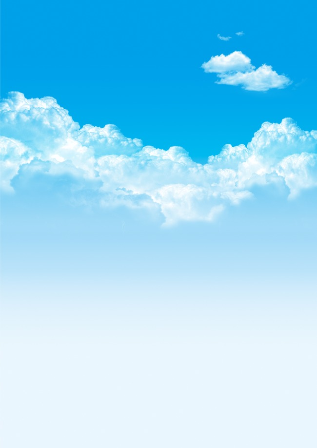 Cloudy Sky Background PNG - 159266
