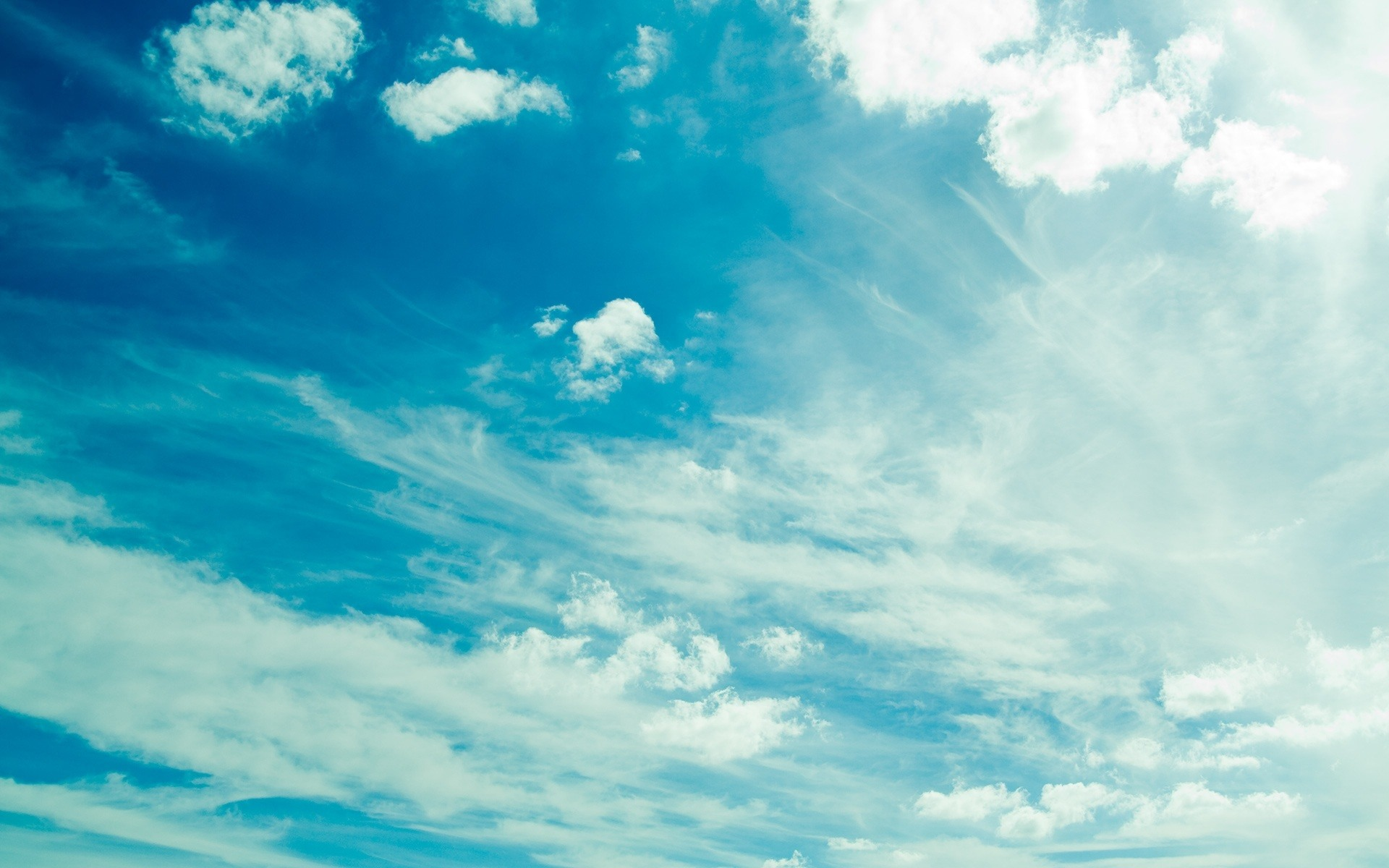 Cloudy Sky Background PNG - 159265