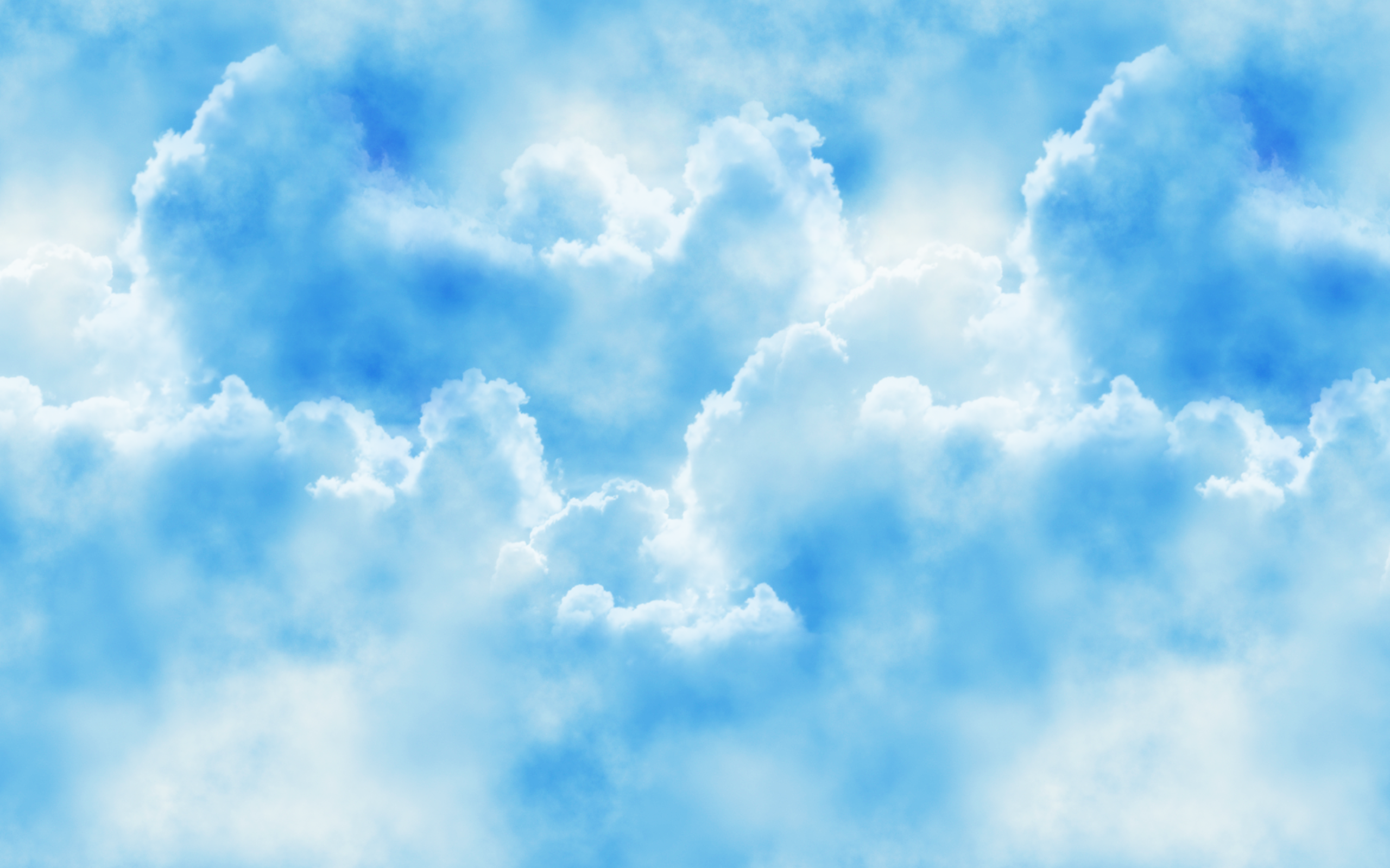 Cloudy Sky Background PNG