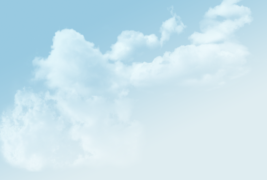 Cloudy Sky Background PNG - 159275