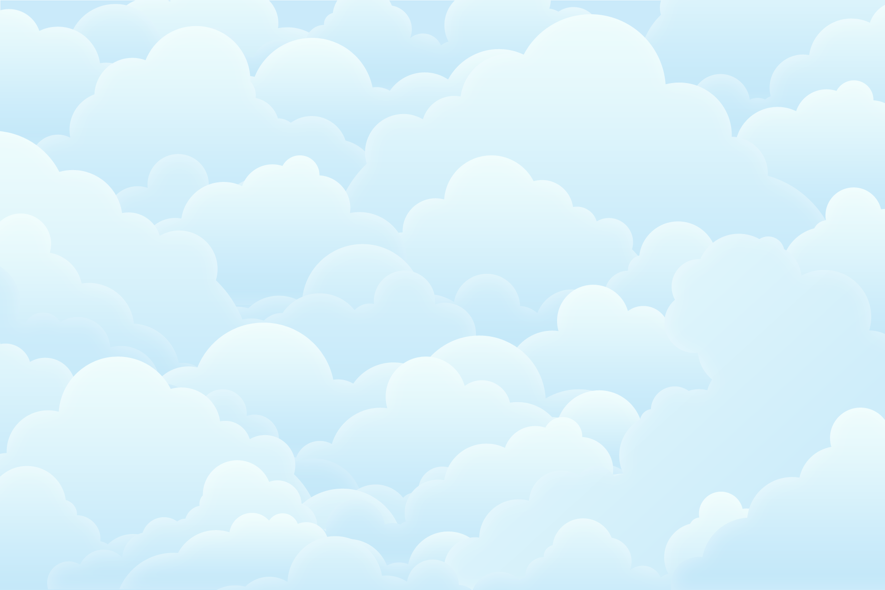 Cloudy Sky Background PNG - 159281