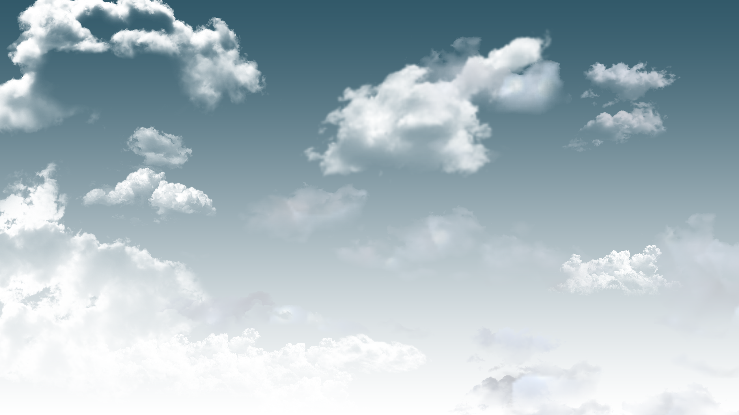 Cloudy Sky Background PNG - 159264