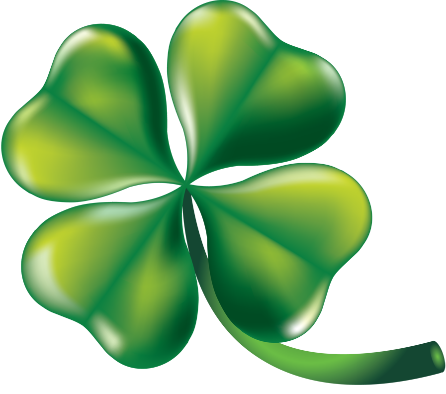 4 leaf clover four leaf clover clipart china cps - Clover HD PNG