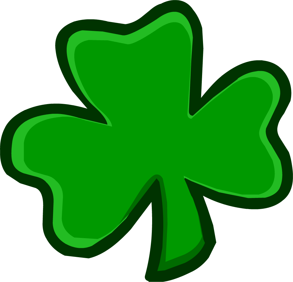 Green Clover furniture icon.png - Clover HD PNG