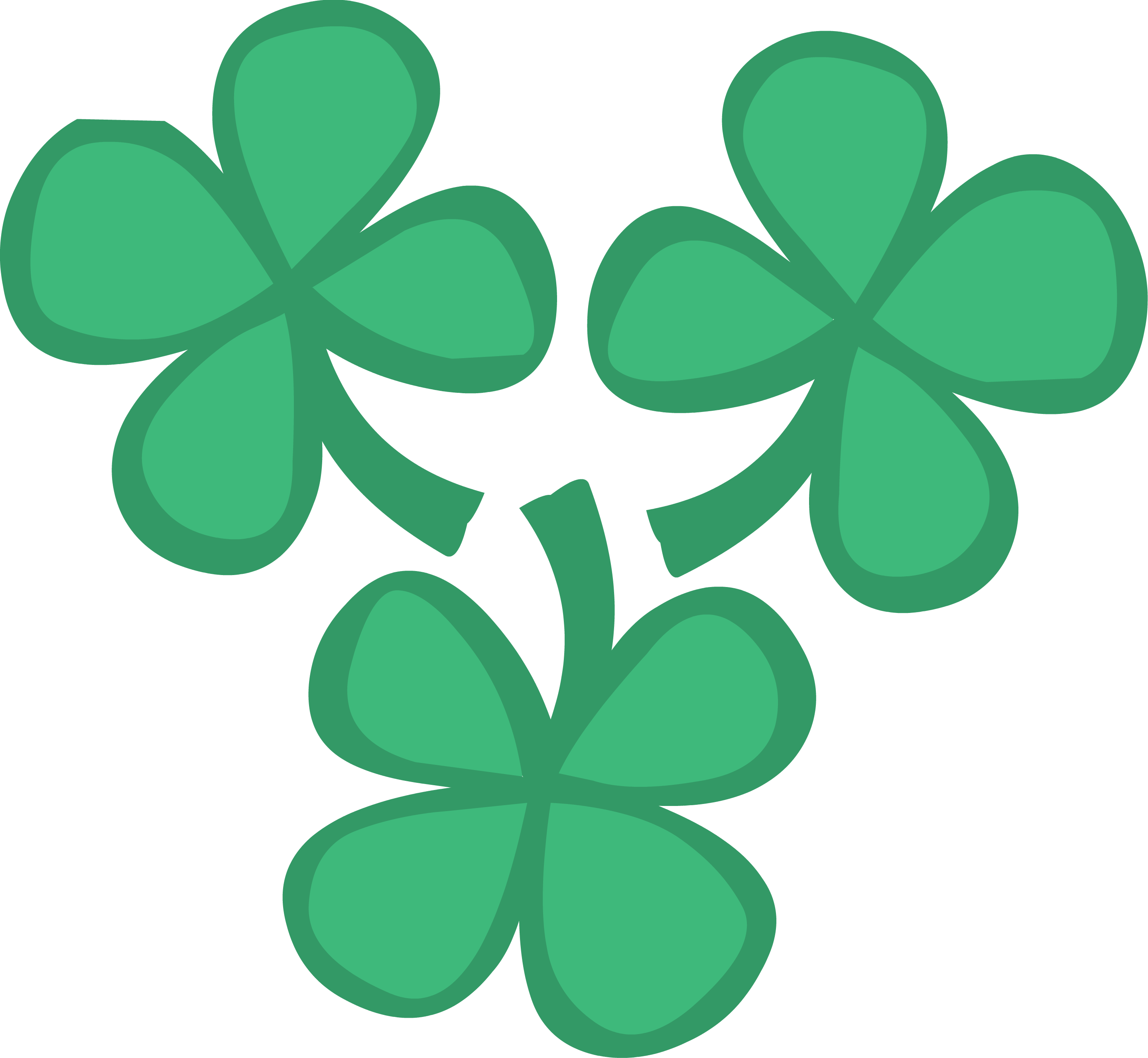 Clover PNG - 16157