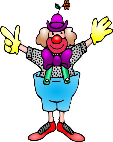 Clown PNG - 27609