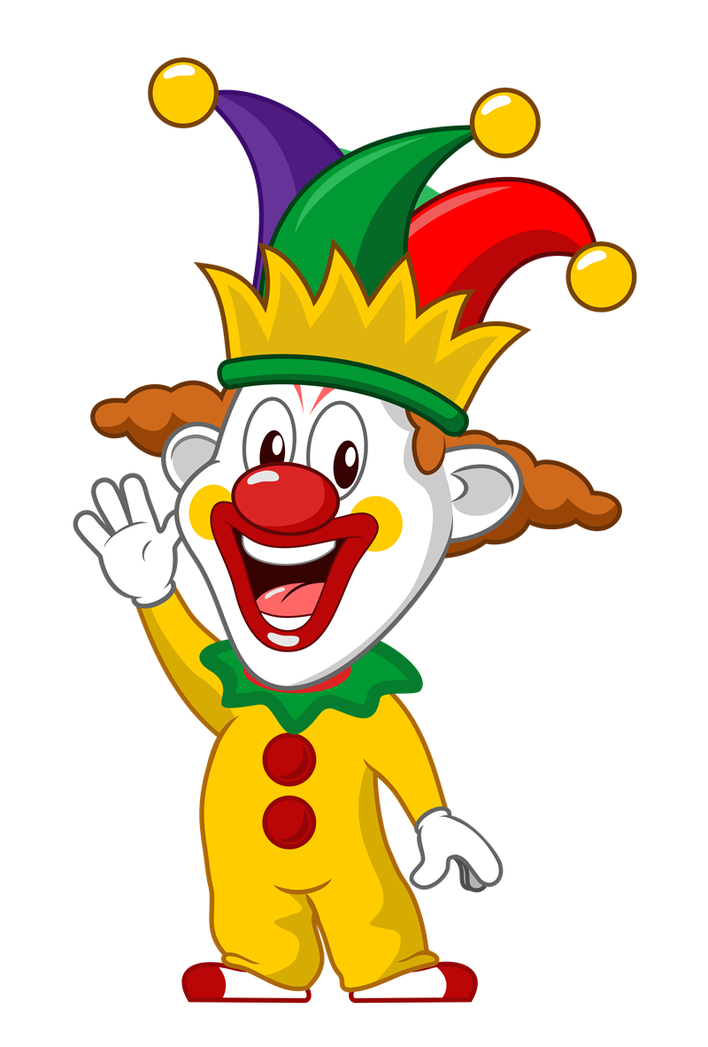 Clown PNG Transparent - Clown PNG