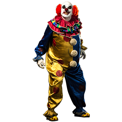 Murder the Clown (Creature Photo Bomb).png - Clown PNG