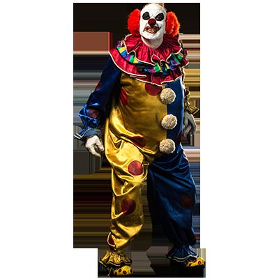 Murder the Clown (Creature Photo Bomb).png - Clown PNG