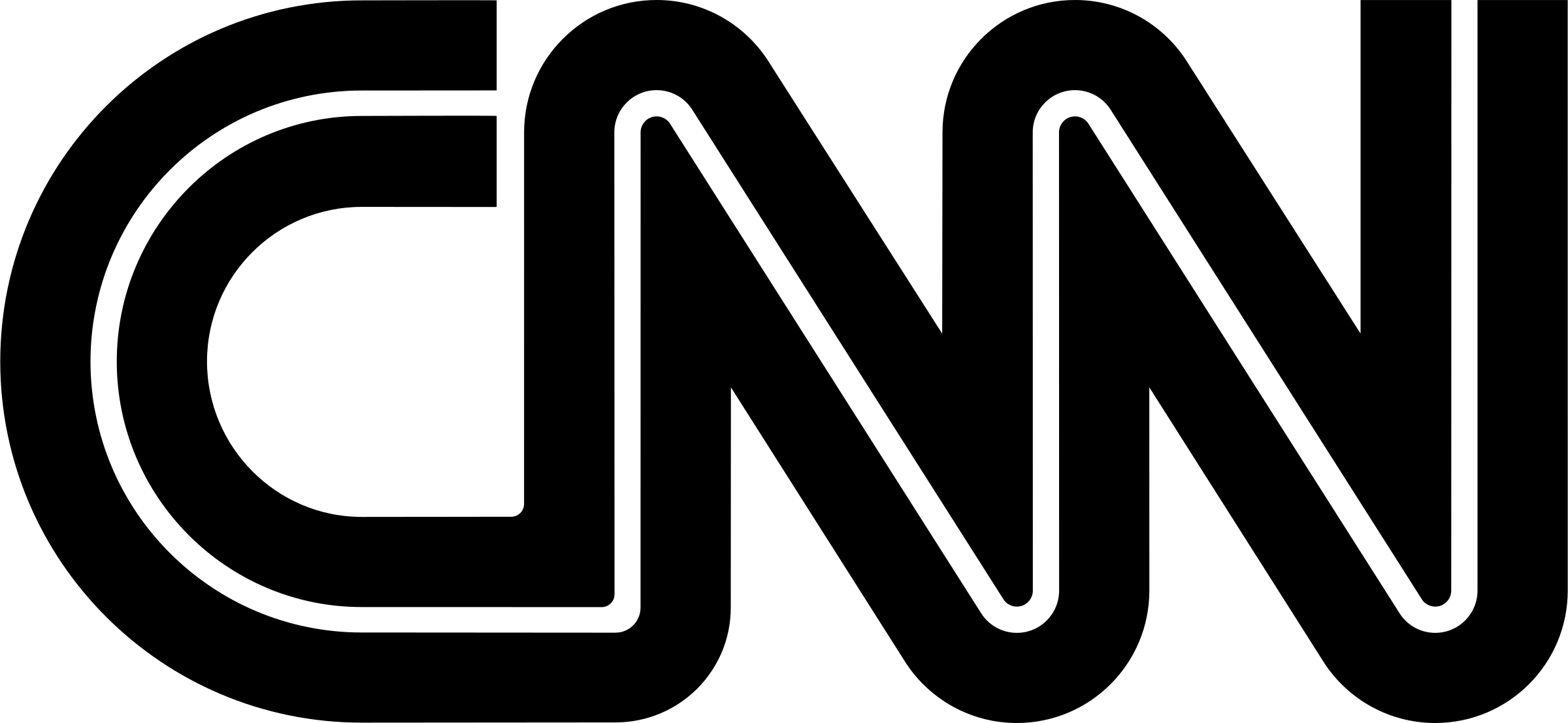 Cnn Logo Png Transparent & Svg Vector - Pluspng Pluspng.com - Cnn Logo PNG
