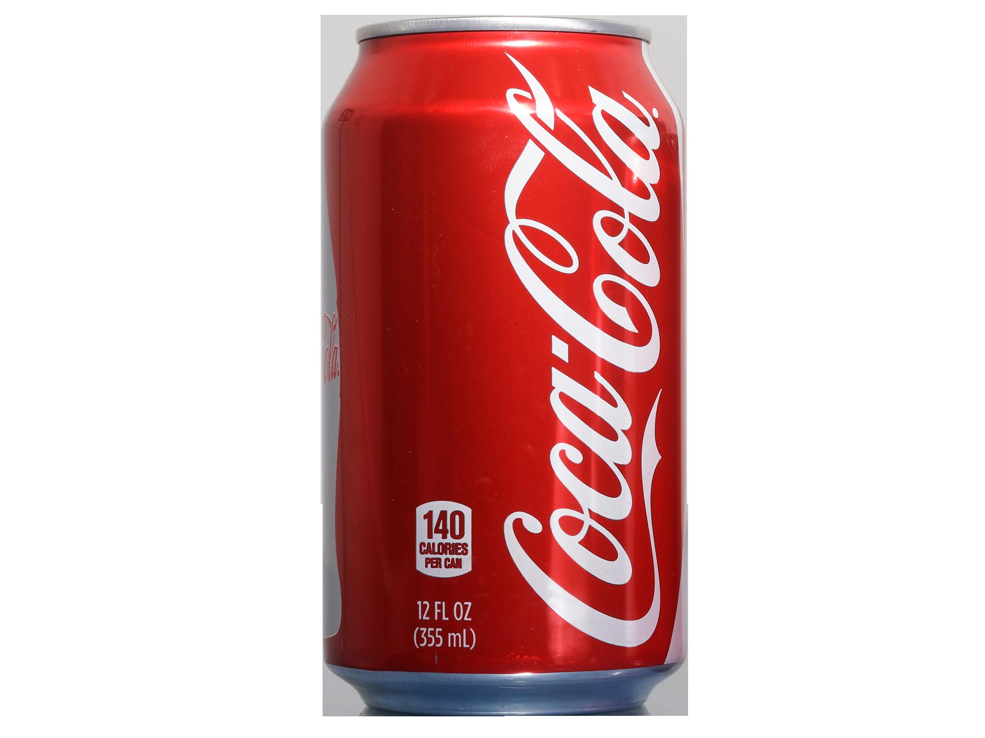 Coke PNG - 1813