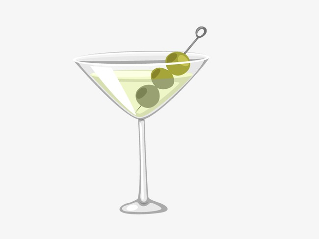 Vector Cocktail, Vector, HD, Glass Free PNG and Vector - Cocktail PNG HD