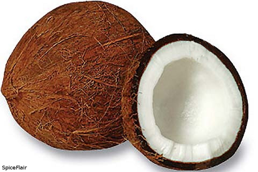 Coconut HD PNG - 93833