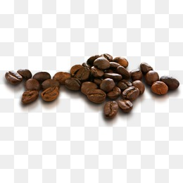 Coffee beans · PNG PSD - Coffee Beans PNG