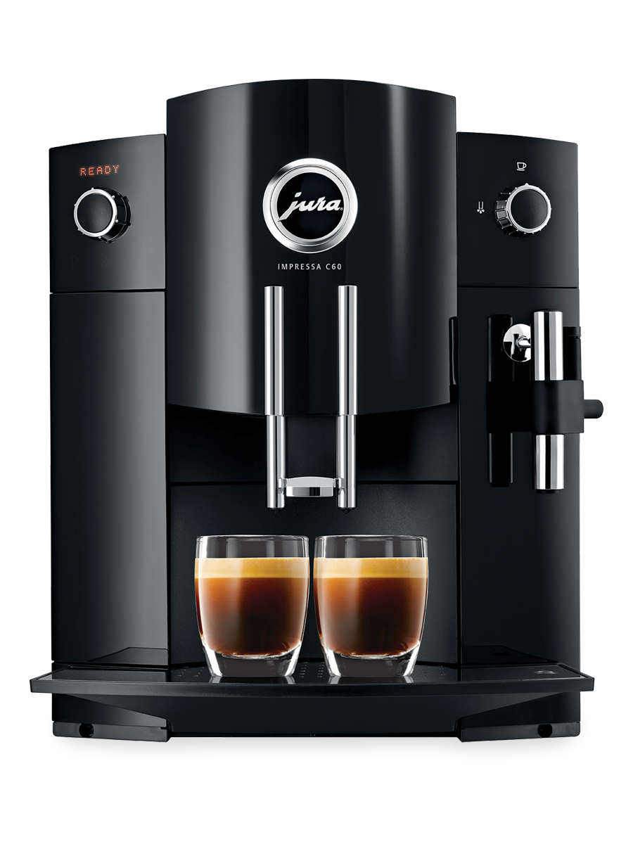 Factory Refurbished IMPRESSA C60 - Coffee Machine HD PNG