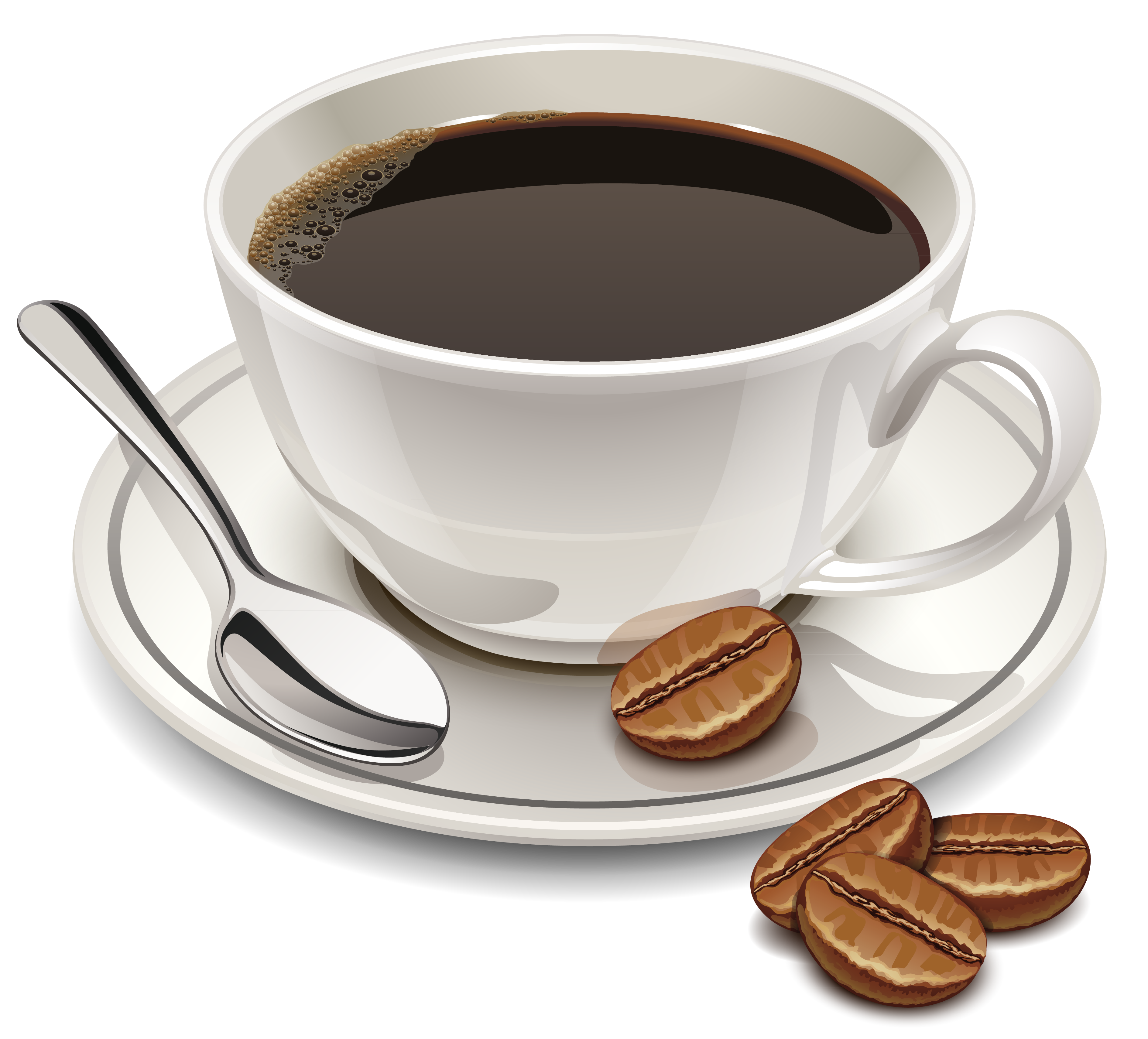 Coffee Morning PNG HD