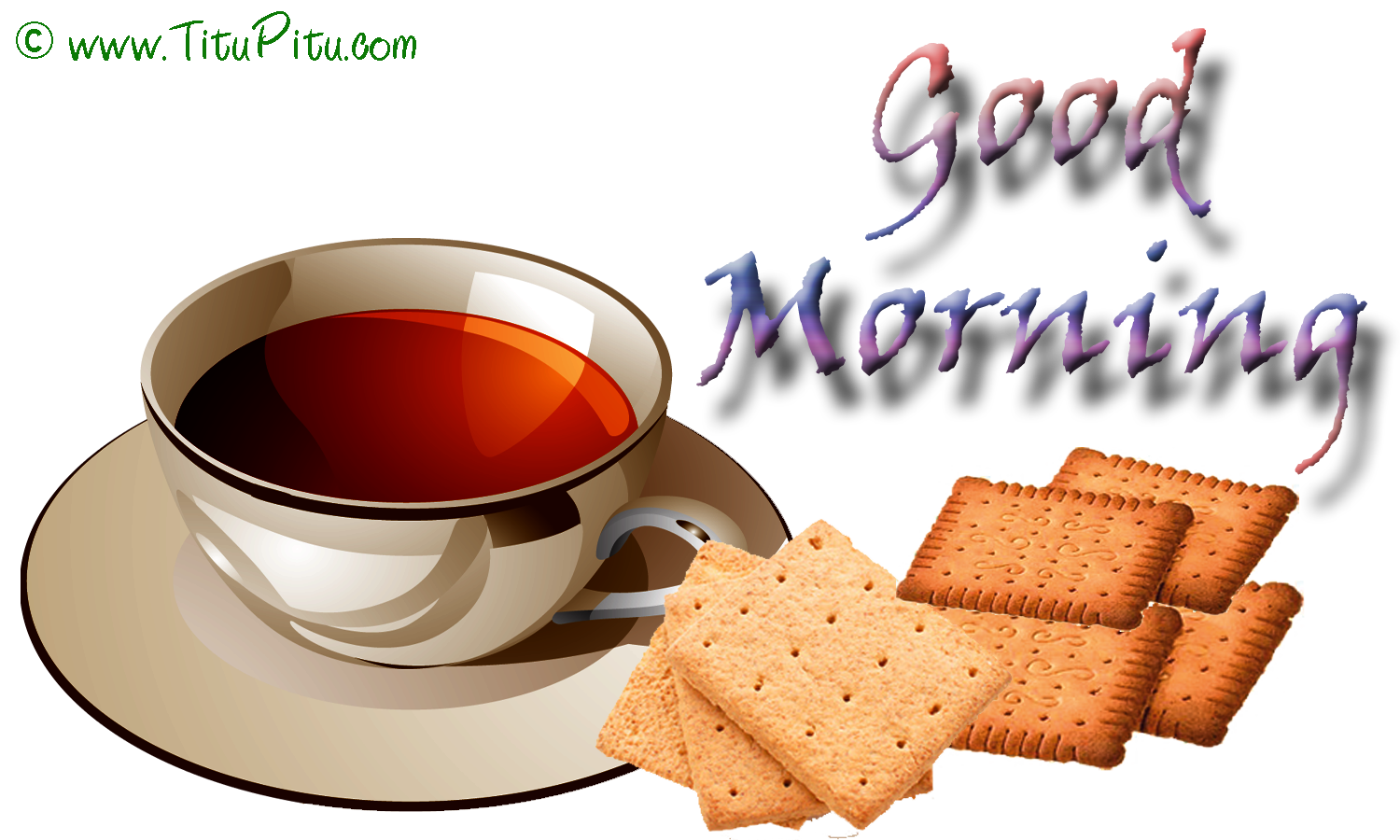 Good Morning PNG Transparent - Coffee Morning PNG HD