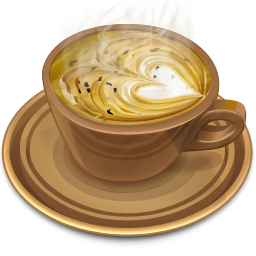 Coffee Mug With Heart PNG - 79518