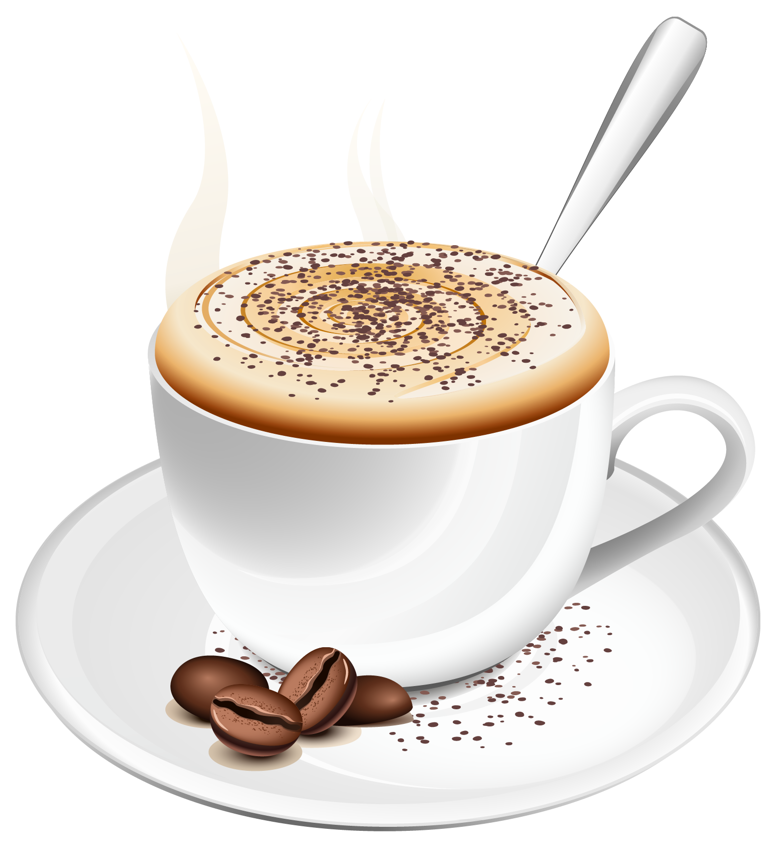 Cup of Coffee PNG Clipart - Coffee PNG