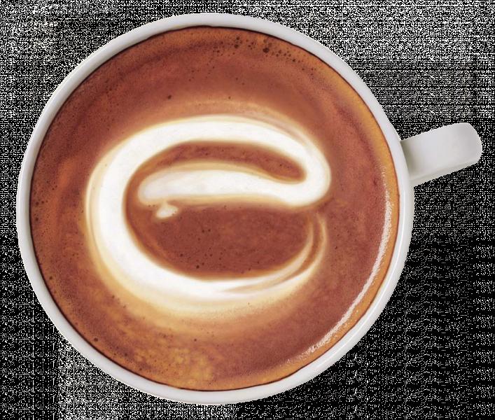 Coffee Mug Top PNG HD - Coffee PNG HD