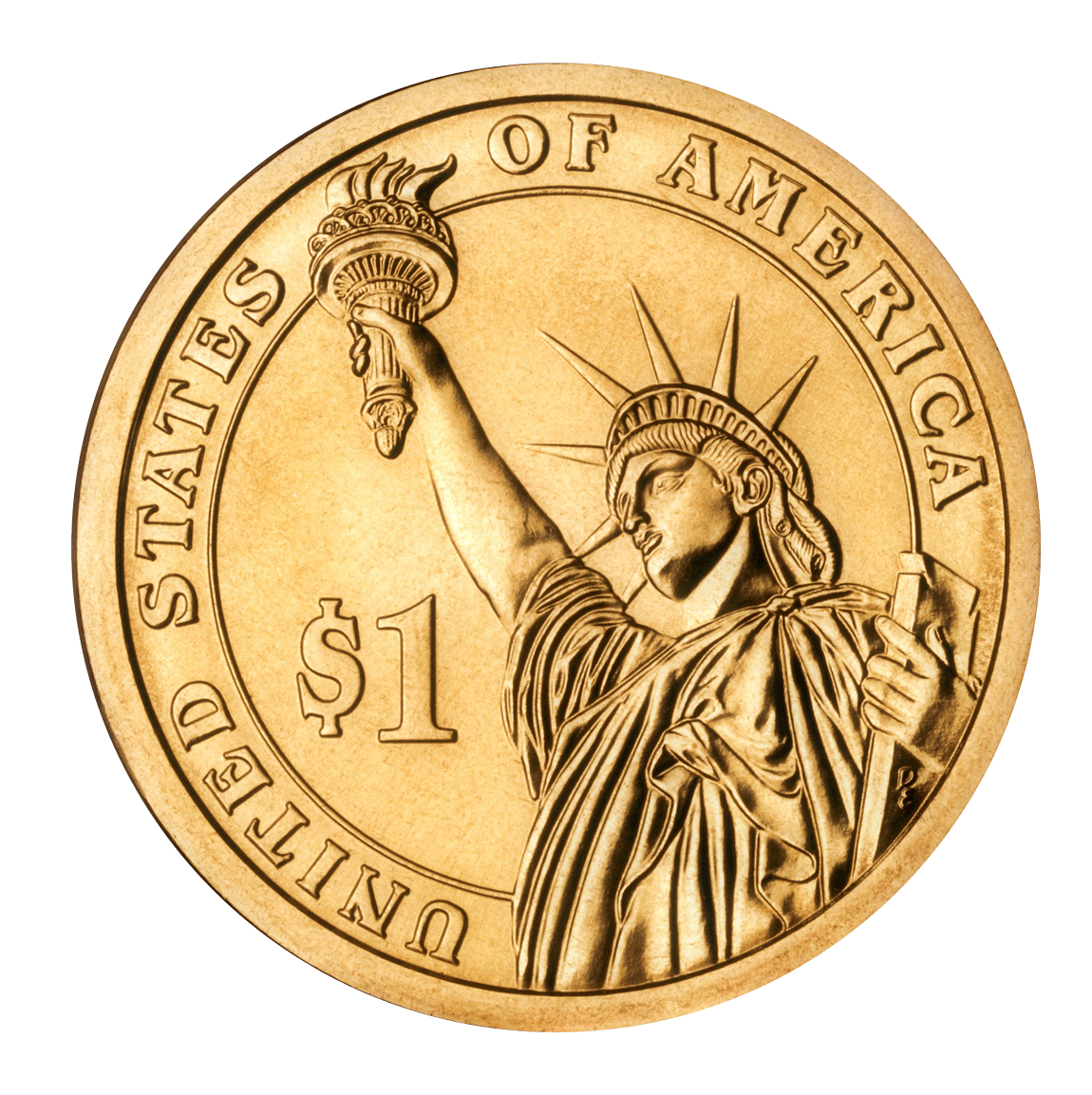 Dollar Coin PNG Transparent Image - Coin HD PNG