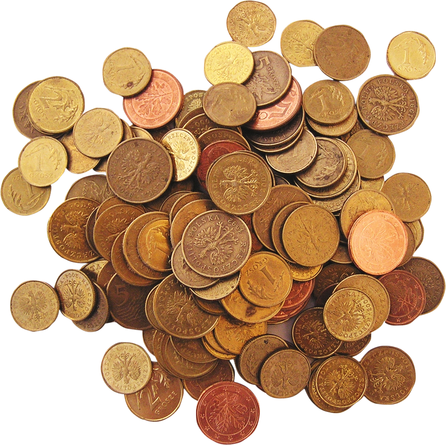 Coins PNG - 8897