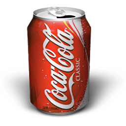 Coke PNG - 1801