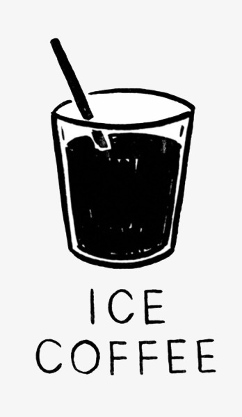 Coke PNG Black And White - 142938