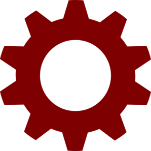 Colorful Gears Cliparts #2502247 - Colorful Gears PNG